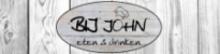Bij John eten en drinken