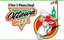 Ottawa Pizza 2 for 1