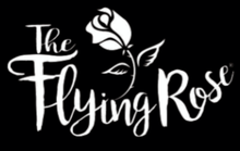 Flying rose