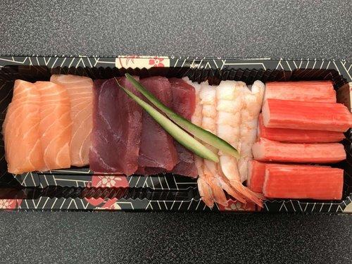 Sashimi Mix 12st.