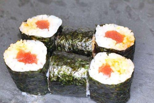 Spicy Maguro Maki
